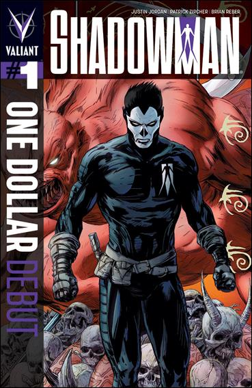 Shadowman (2012) 1-F by Valiant Entertainment