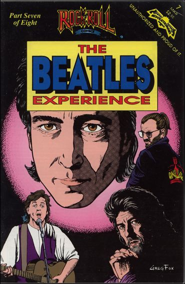Beatles Experience 7-A by Revolutionary