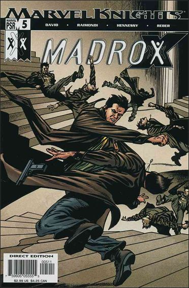 Madrox 5-A by Marvel