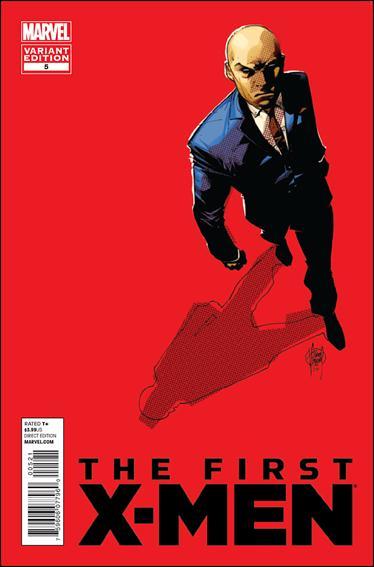 First X-Men 5-B by Marvel