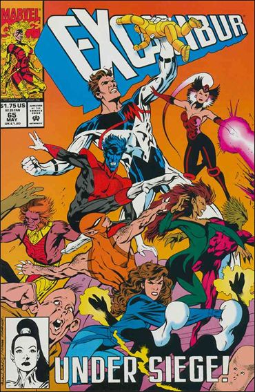 Excalibur (1988) 65-A by Marvel