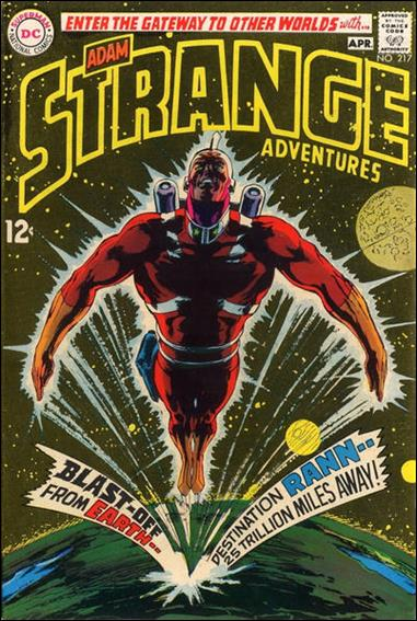 Strange Adventures (1950) 217-A by DC