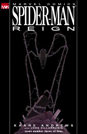Spider-Man: Reign 3-A by Marvel