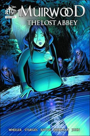 Muirwood: The Lost Abbey 4-A