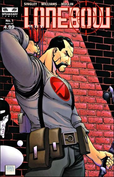 Lonebow 1-A by Speakeasy Comics