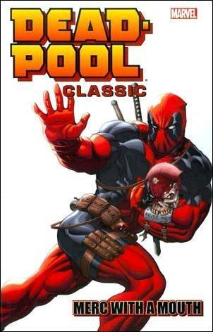Deadpool Classic 11-A by Marvel