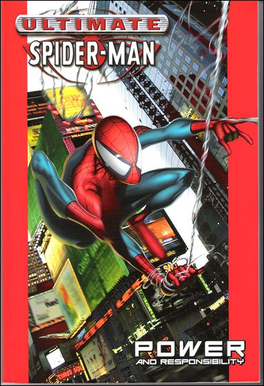 Ultimate Spider-Man 1-A by Marvel