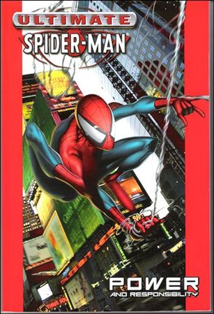 Ultimate Spider-Man 1-A