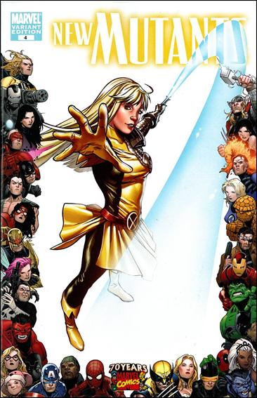 New Mutants (2009) 4-B by Marvel