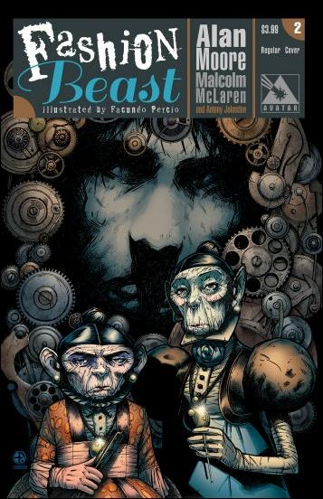 Fashion Beast 2-A by Avatar Press