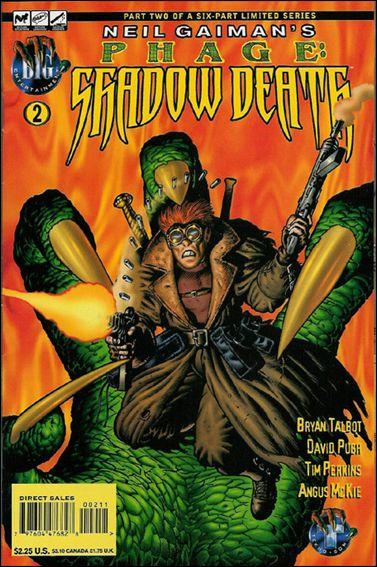 Neil Gaiman's Phage: Shadow Death 2-A by BIG Entertainment
