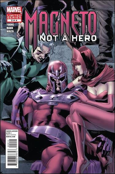 Magneto: Not a Hero 2-A by Marvel