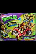 Teenage Mutant Ninja Turtles (2012) Vehicles and Playsets Grass Kicker
