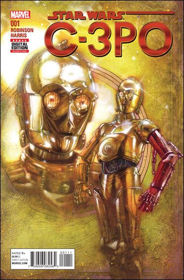 Star Wars Special: C-3PO 1-A by Marvel