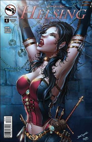 Grimm Fairy Tales Presents Helsing 4-C