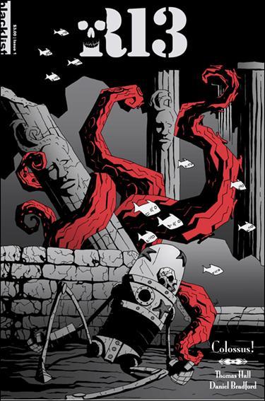 Robot 13: Colossus 1-B by Blacklist Studios