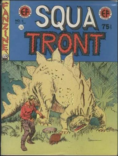 Squa Tront 2-A by Jerry Weist