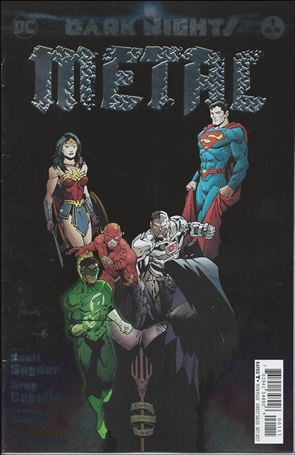 Dark Nights: Metal 1-A