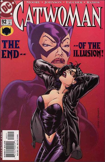 Catwoman (1993) 92-A by DC