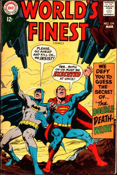 World's Finest Comics 174-A by DC