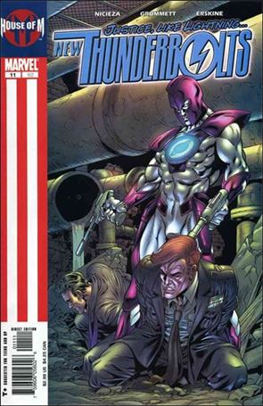 New Thunderbolts 11-A