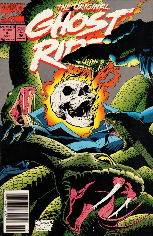 Original Ghost Rider 4-A by Marvel