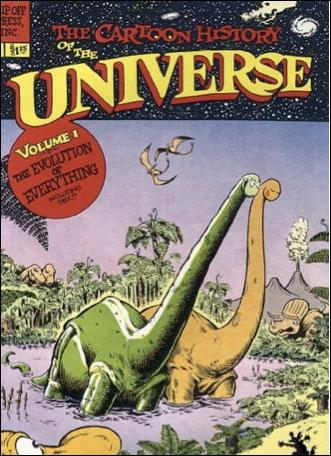 Cartoon History of the Universe 1-C by Rip Off Press
