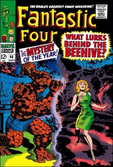 Fantastic Four (1961) 66-B by Marvel