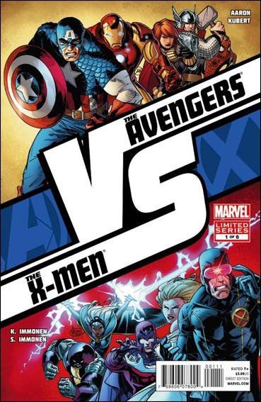 AvX: Vs 1-A by Marvel