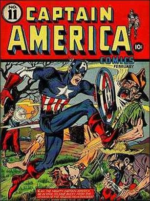 Captain America Comics (1941) 11-A