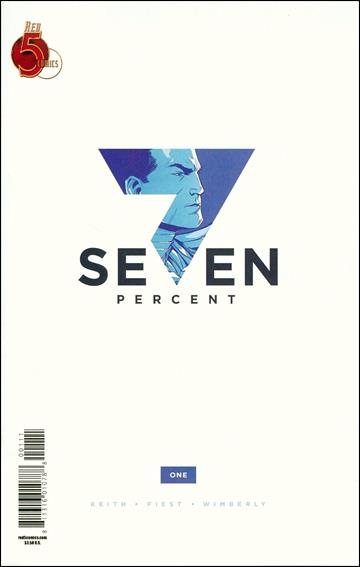 Seven Percent 1-A by Red 5 Comics