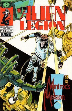 Alien Legion (1984) 13-A