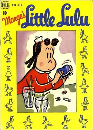 Marge's Little Lulu 6-A