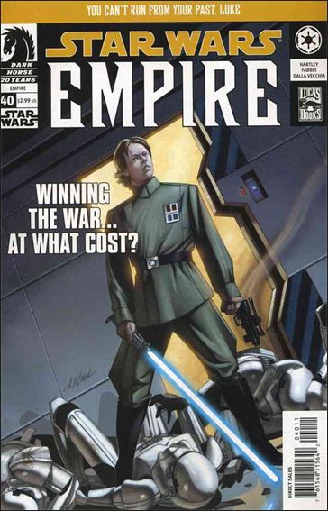 Star Wars: Empire 40-A by Dark Horse