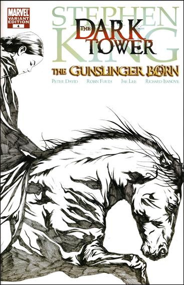 Dark Tower: The Gunslinger Born 4-C by Marvel