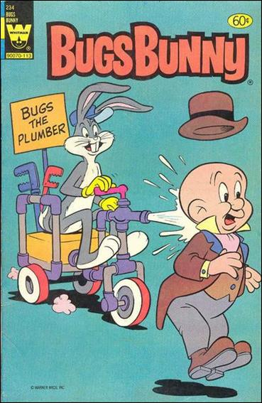 Bugs Bunny (1962) 234-A by Gold Key