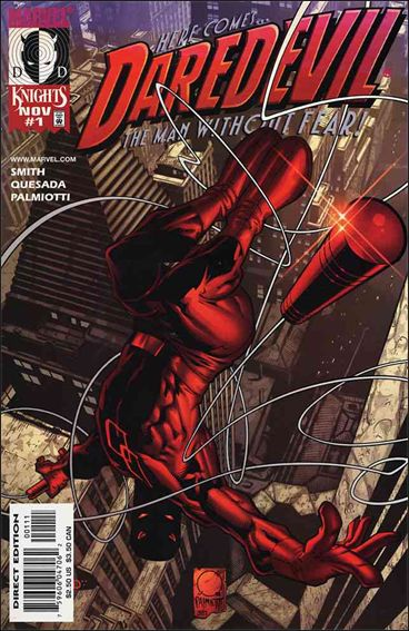 Daredevil (1998) 1-A by Marvel