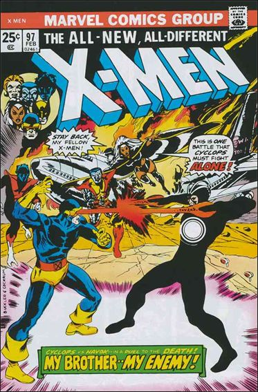 X-Men (1963) 97-A by Marvel