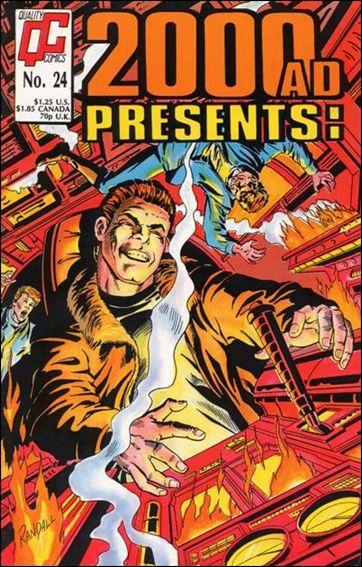 2000 A.D. Presents 24-A by Quality Comics