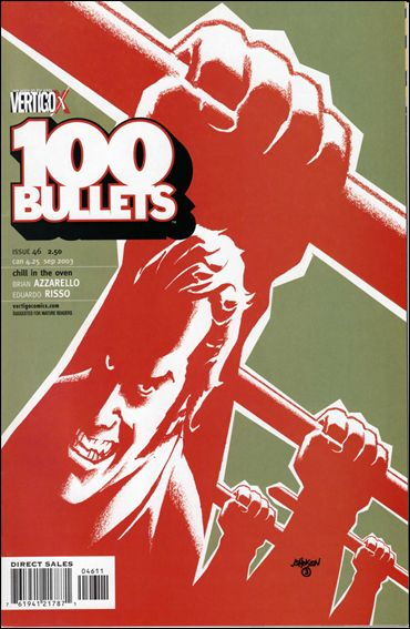 100 Bullets 46-A by Vertigo