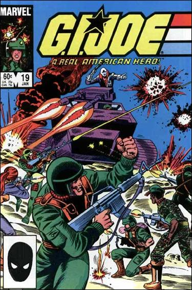 G.I. Joe: A Real American Hero 19-B by IDW
