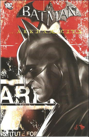Batman: Arkham City: Special Issue 1-A by DC