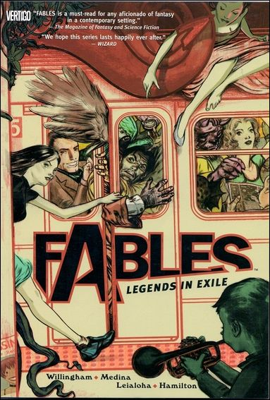 Fables 1-E by Vertigo