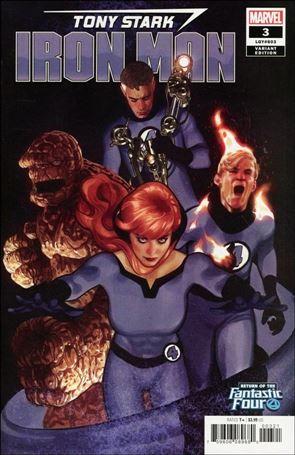 Tony Stark: Iron Man 3-B
