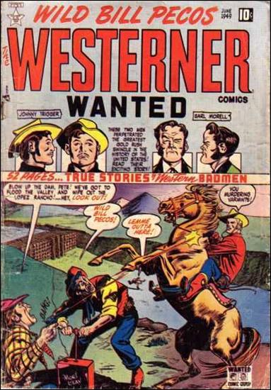 Westerner (1948) 21-A by Toytown