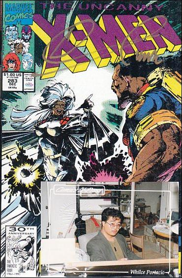 Uncanny X-Men (1981) 283-B by Marvel