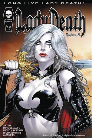 Lady Death: Revelations 1-L