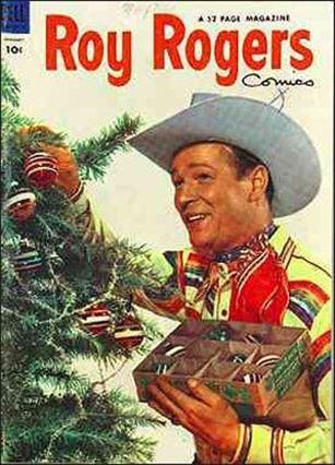 Roy Rogers Comics 73-A