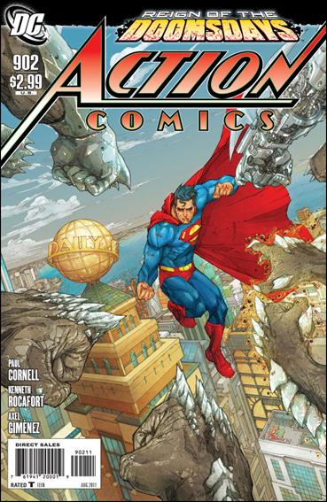 Action Comics (1938) 902-A by DC