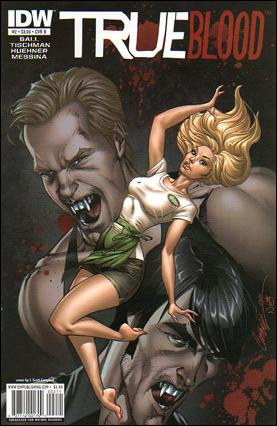True Blood (2010) 2-B by IDW